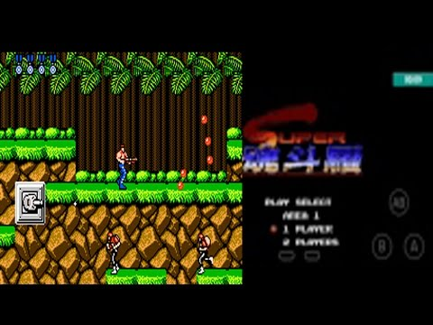 Super NES review and game play of nes games on android