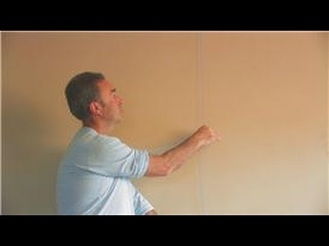Painting for the House : How to Paint Vertical Stripes on a Wall