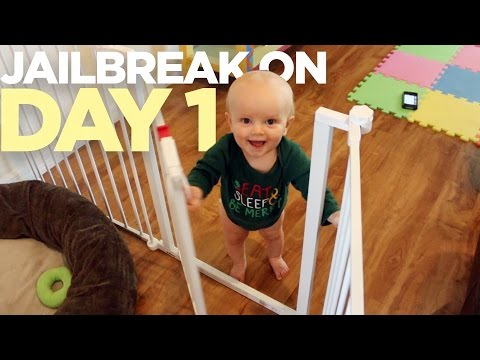 Baby Proofing Mike and Lauren Style | VLOG
