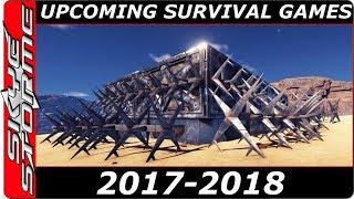 Top 10 Upcoming Building Survival Games 2017 2018 - Build, Craft, Survive!