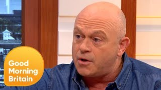 Ross Kemp Discusses Why President Trump Is So