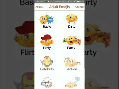 How to hack adult emoji app