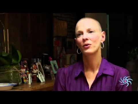 Sharon Blynn, Ovarian Cancer Survivor
