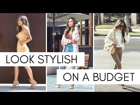 How To Shop For Clothes That Look Expensive | How To Look Expensive on a Budget