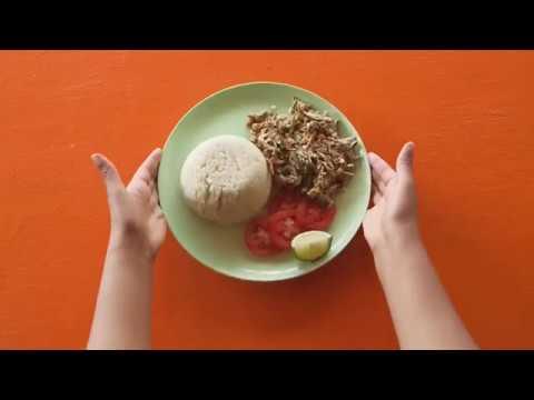 Shamba Bites - Omena Stew with Ugali
