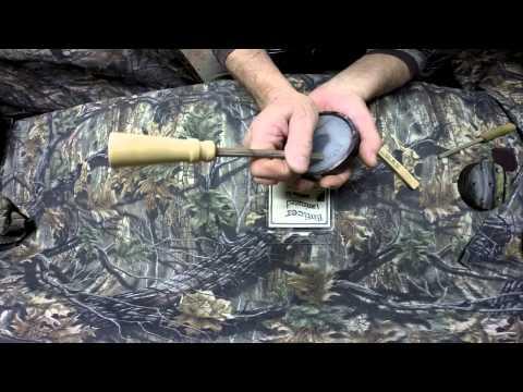 Enticer Laminated Custom Pot Turkey Calls