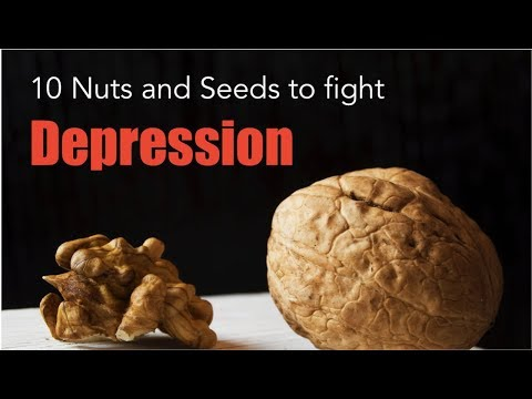 10 Nuts and seeds to fight Depression