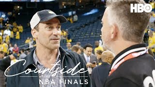 End of Game 1 Reaction w/ Bill Simmons, LeBron James & More   Courtside at the NBA Finals   HBO