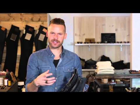 How to Shrink Raw Denim Jeans for Men : Men's Boots & Denim Fashion
