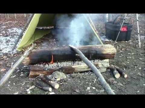Make A Campfire Last All Night