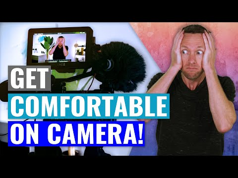 Video Presentation Skills: Get Comfortable on Camera and Make Videos FASTER!