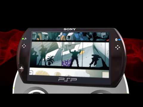 Digital Comics  - PSP™