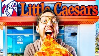 TOP 10 UNTOLD TRUTHS OF LITTLE CAESARS!!!