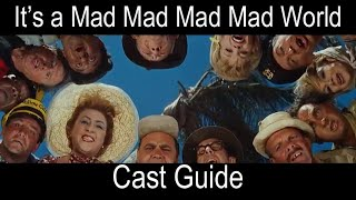 Mad Mad Cast Guide June 2020