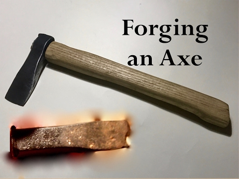 Forging an Axe from a Wedge