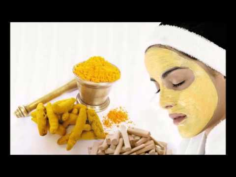 How To Get Clear Skin - Turmeric and Lemon Juice Face Mask