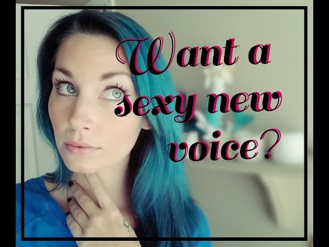 How to Have a Sexier, Raspy New Voice