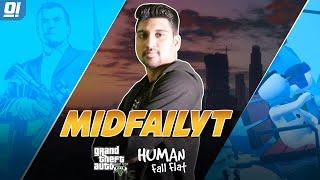 GTA V Online & Human Fall Flat   RDR 2 - Fun Pandrom Gpay/Paytm On Screen   Powered By Oi