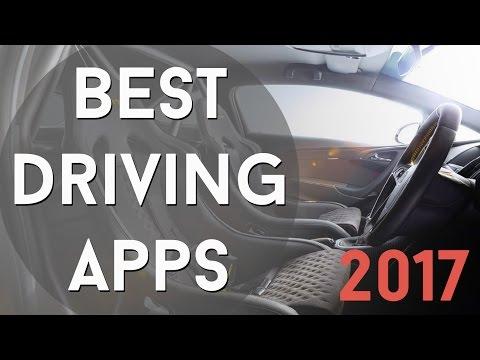 Tech: Best Driving Apps 2017