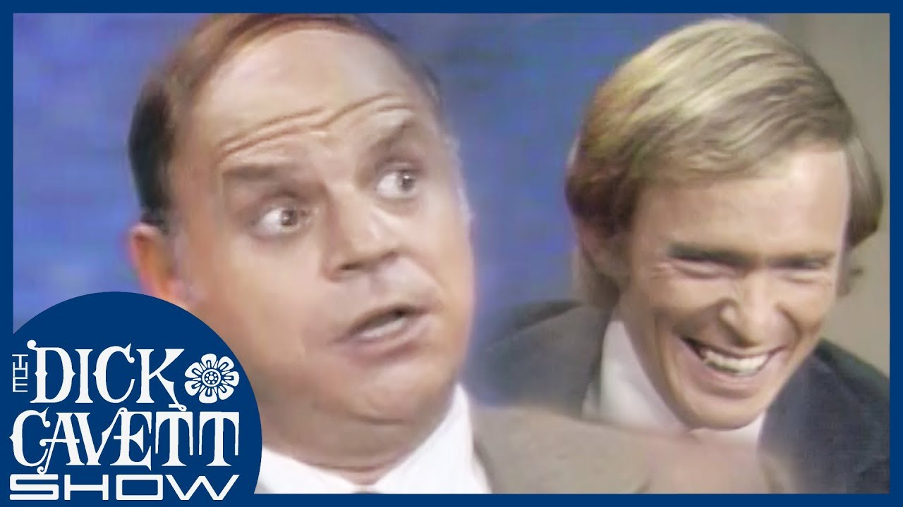 Don Rickles Hilarious Interview | The Dick Cavett Show