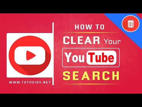 How To Clear Search History On YouTube