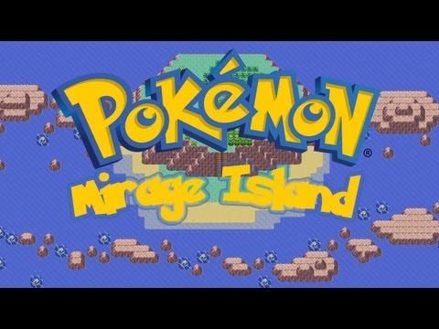 Mirage Island - Pokémon Ruby, Sapphire and Emerald (HD)