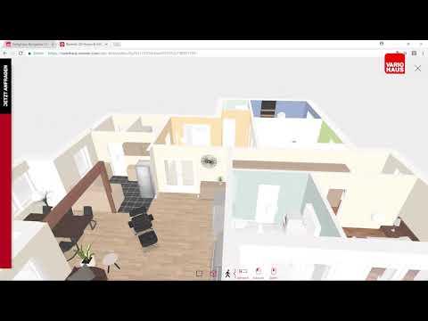 Roomle Tutorial | Grundriss planen (Teil 1)