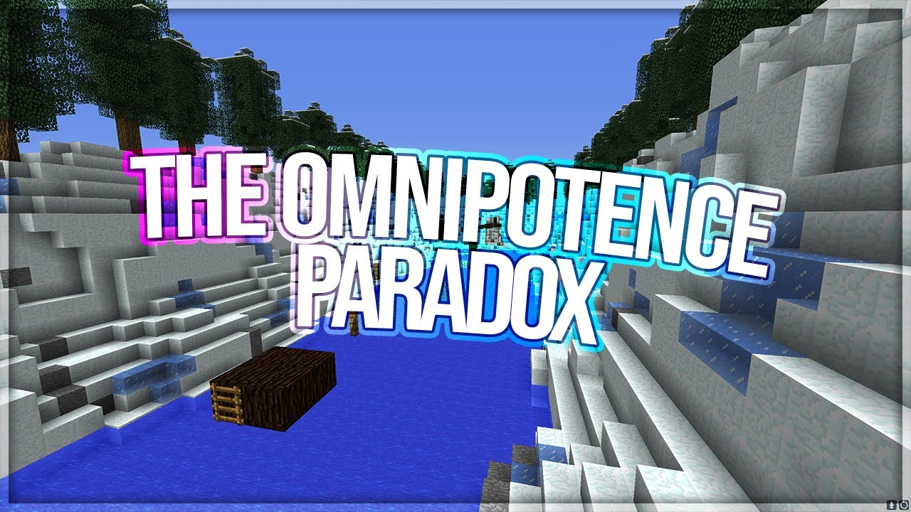 the omnipotence paradox
