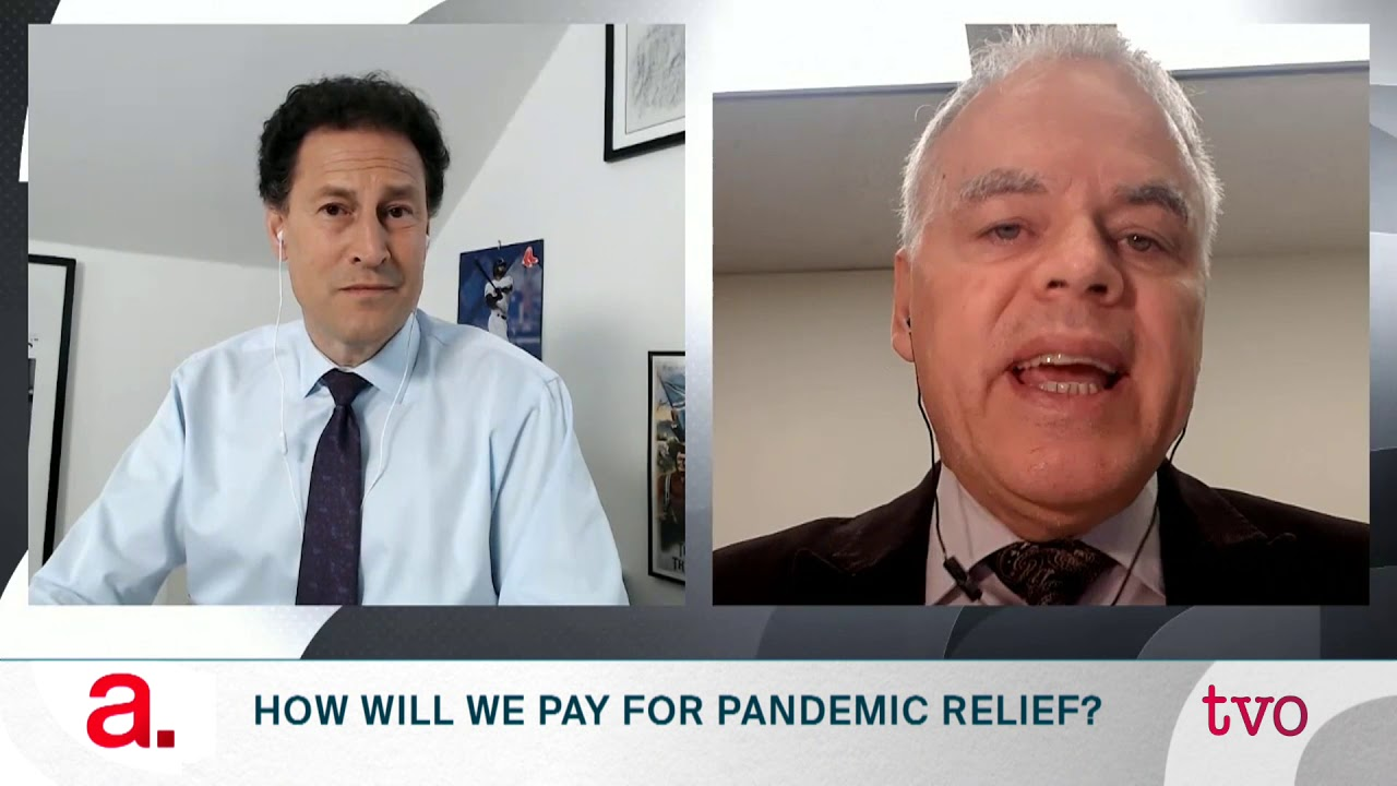 How Will We Pay for Pandemic Relief?
