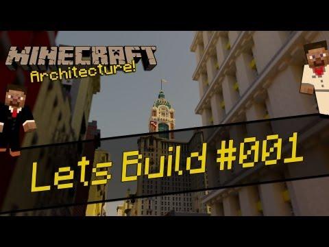 Let's Build New York City #001 [Full-HD]