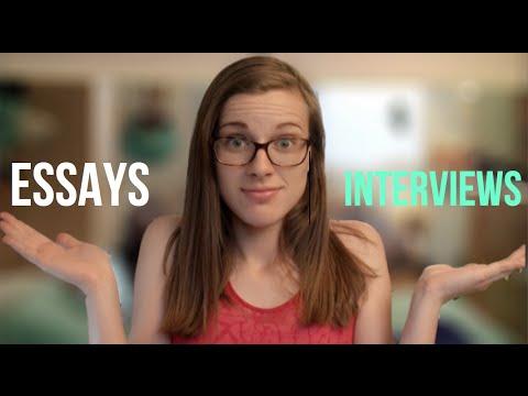 College Apps 101 | Essays & Interviews