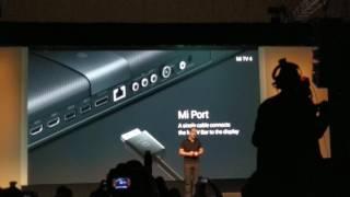 Xiaomi Dolby Atmos sound for Mi TV 4