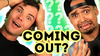 Gay Men Answer Coming Out Questions Everyone Is Afraid To Ask