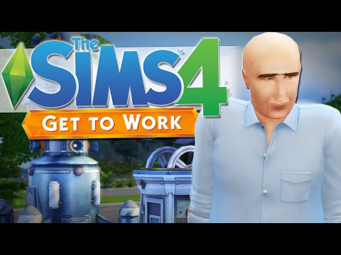 The Sims 4   EVERYONE'S GOTTEN FAT!!   Get To Work #1