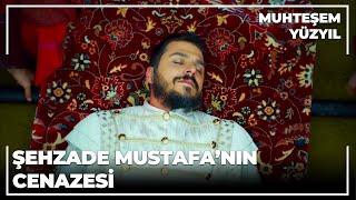 Şehzade Mustafa Cenaze Töreni - Muhteşem Yüzyıl 124. Bölüm