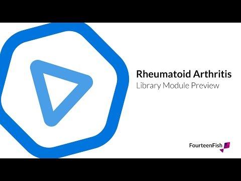 Rheumatoid Arthritis - Module preview