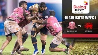 Match Highlights - Havelock SC vs Kandy SC DRL #27