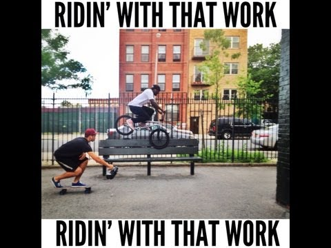 Nigel Sylvester - Ridin' With That Work (Feat. French Montana)