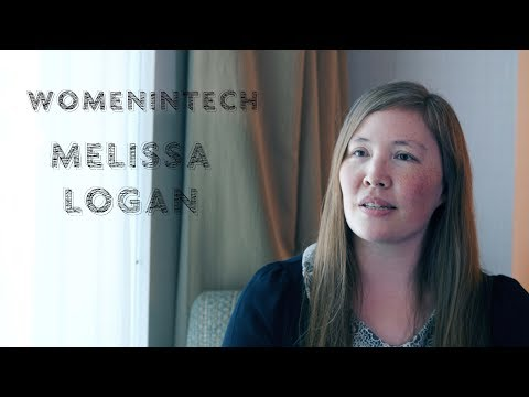 Melissa Logan: fighting sexism in technology