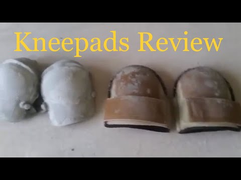 KNEEPADS TROXELL FOR CONSTRUCTION & FLOORING Leatherhead Knee Pads