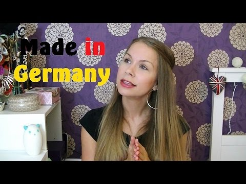 5 things I miss about Germany - Living in England