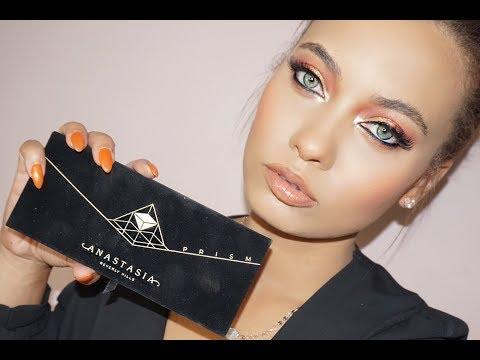YASSS! Anastasia Beverly Hills Prism Palette Tutorial! | Brittney Gray