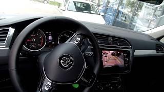Volkswagen Tiguan 2017 option: Park Assist demo