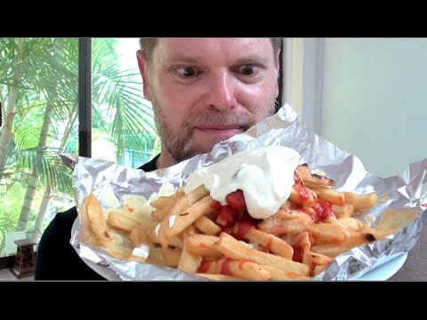 HOW TO MAKE CHILLI CHEESE FRIES  - Greg's Kitchen