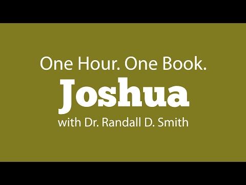 One Hour. One Book: Joshua