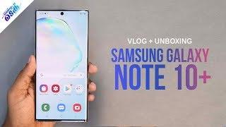 ഒരു ഫോൺ വാങ്ങിയ വ്ലോഗ് - Samsung Galaxy Note 10+ Malayalam Unboxing