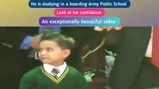 Army officer's son | Singing for parents | Badshah Point | 2019