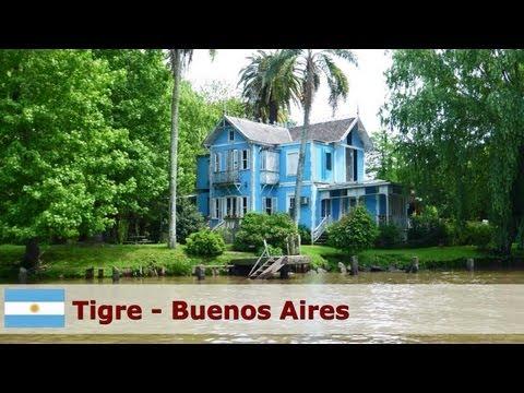 Tigre - Buenos Aires - Argentinien - Eine Bootsfahrt durch diese traumhafte Delta-Landschaft