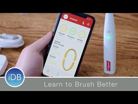 Review: Colgate App-Connected Toothbrush Taps into Apple's ResearchKit