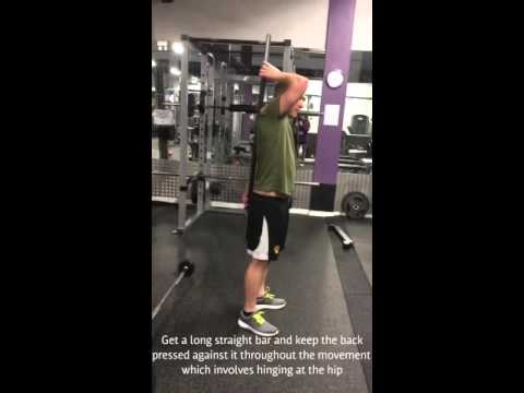 Correcting posture for a curved back